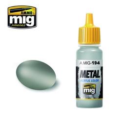 Metal Acrylics - Matt Aluminum - 17ml - A.MIG-0194