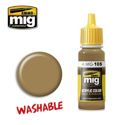 Washable Dust (Ral 8000) - 17ml - A.MIG-0105