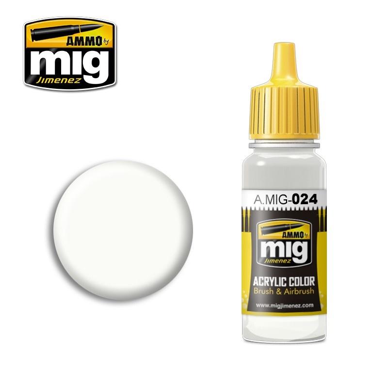 Ammo by Mig Jimenez Washable White Camo - 17ml - A.MIG-0024