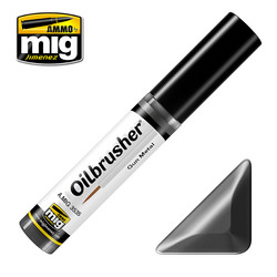 Oilbrusher - Gun Metal - A.MIG-3535