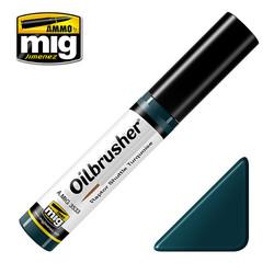 Oilbrusher - Raptor Shuttle Turquoise - A.MIG-3533