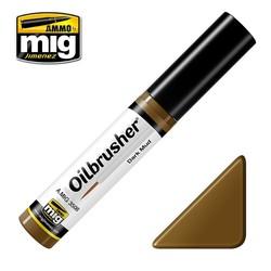 Oilbrusher - Dark Mud - A.MIG-3508