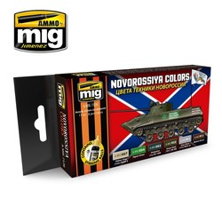 Novorossiya Colors - A.MIG-7126
