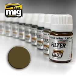 Filter - Tan For 3 Tone Camo - 35ml - A.MIG-1510