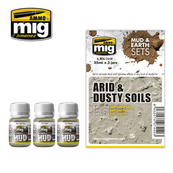 Arid & Dusty Soils - A.MIG-7440