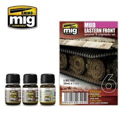 Easter Front Mud Set  - A.MIG-7405