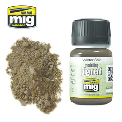 Winter Soil - 35ml - A.MIG-3029
