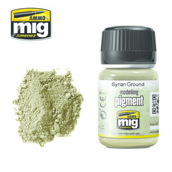 Syrian Ground - 35ml - A.MIG-3025