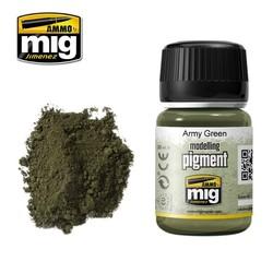 Army Green - 35ml - A.MIG-3019