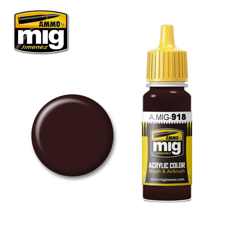 Ammo by Mig Jimenez Modulation Series - Red Primer Shadow - 17ml - A.MIG-0918