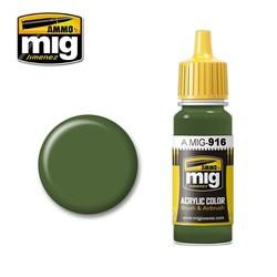 Green Base - 17ml - A.MIG-0916