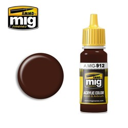 Red Brown Shadow - 17ml - A.MIG-0912