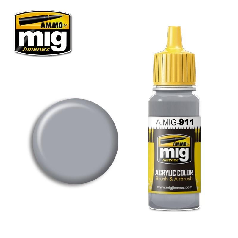 Ammo by Mig Jimenez Modulation Series - Grey Shine - 17ml - A.MIG-0911