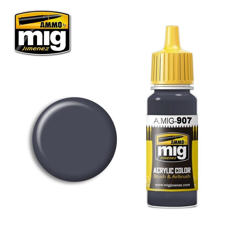 Ammo by Mig Jimenez Modulation Series - Grey Dark Base - 17ml - A.MIG-0907