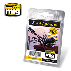 Sci-Fi Plants - A.MIG-8459