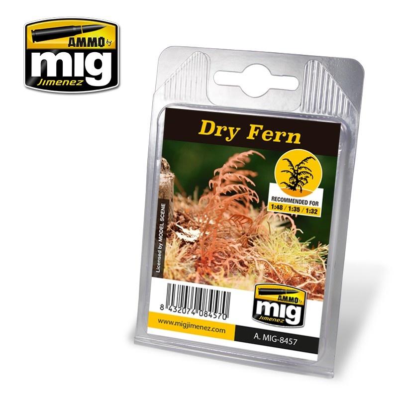 Ammo by Mig Jimenez Diorama Series - Dry Fern - A.MIG-8457