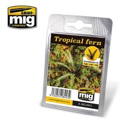Tropical Fern - A.MIG-8453