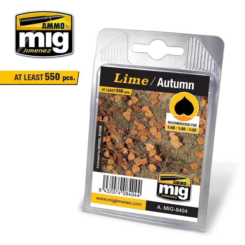Ammo by Mig Jimenez Diorama Series - Lime - Autumn - A.MIG-8404