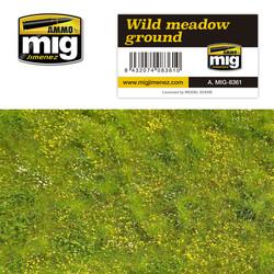 Wild Meadow Ground - A.MIG-8361