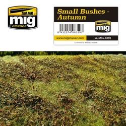 Small Bushes - Autumn - A.MIG-8359