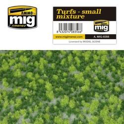 Turfs - Small Mixture - A.MIG-8356