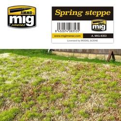 Spring Steppe  - A.MIG-8353