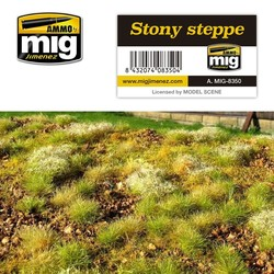 Stony Steppe - A.MIG-8350