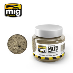 Light Earth Ground - 250ml - A.MIG-2102