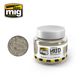 Dry Earth Ground - 250ml - A.MIG-2101