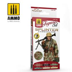 Splinter Camouflage - A.MIG-7029