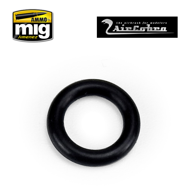 Ammo by Mig Jimenez Nozzle Cap Base O-Ring - A.MIG-8632