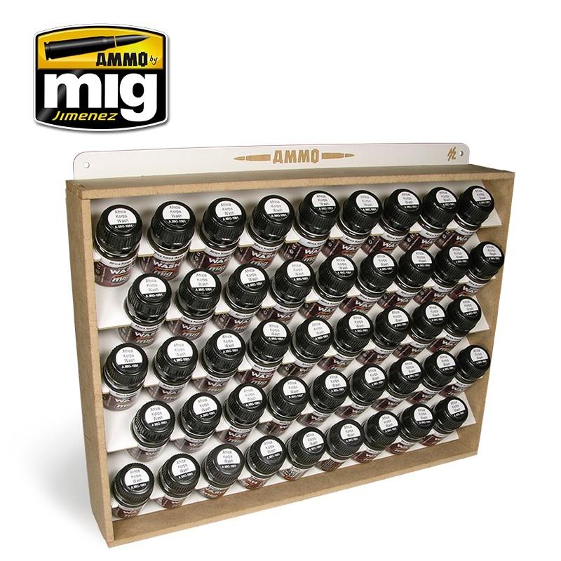 Ammo by Mig Jimenez 35 ML Ammo Storage System - A.MIG-8006