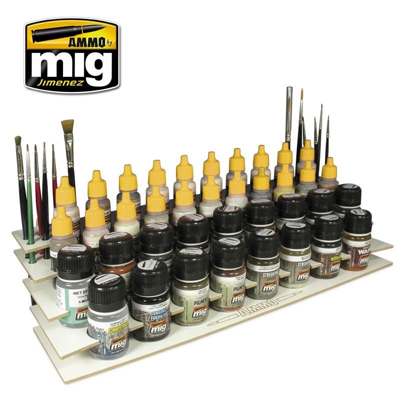 Ammo by Mig Jimenez Workbench Organizer - A.MIG-8001