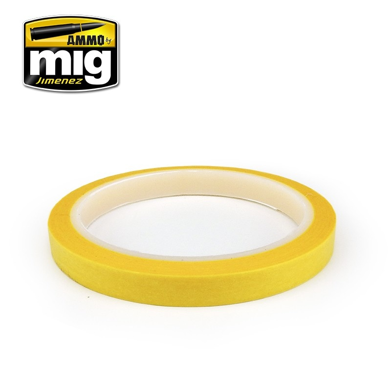 Ammo by Mig Jimenez Masking Tape #3 (10Mm X 25M) - A.MIG-8040