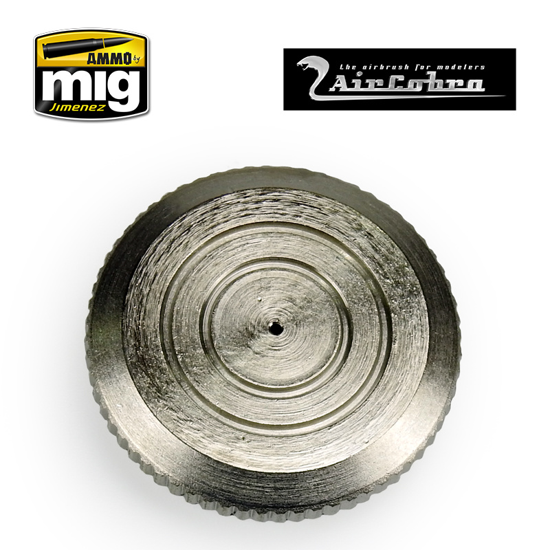 Ammo by Mig Jimenez Metal Color Cup Lid  - A.MIG-8653