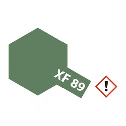 Xf-89 Dk Green 2 - 10ml - Tamiya - TAM81789
