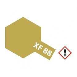 Xf-88 Dk Yellow 2 - 10ml - Tamiya - TAM81788