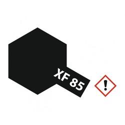 Xf-85Flat RubberBlack - 10ml - Tamiya - TAM81785