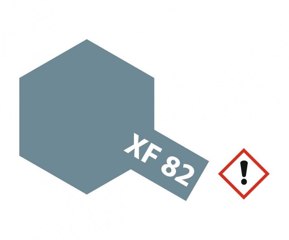 Tamiya Xf-82 Raf Ocean Grey 2 - 10ml - Tamiya - TAM81782