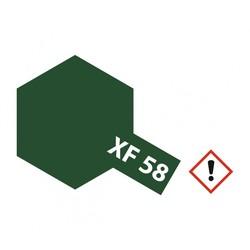 Xf-58OliveGreen - 23ml - Tamiya - TAM81358