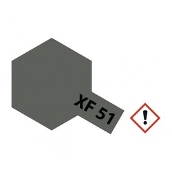 Xf-51KhakiDrab - 23ml - Tamiya - TAM81351
