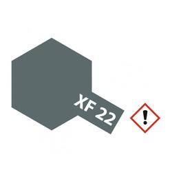 Xf-22RlmGrey - 23ml - Tamiya - TAM81322