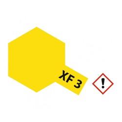 Xf-3FlatYellow - 23ml - Tamiya - TAM81303