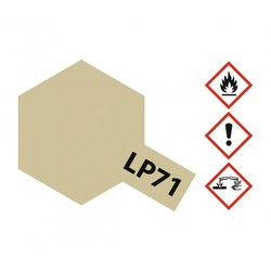 Lacquer Paint LP-71 Champagne Gold Shiny - 10ml - Tamiya - TAM82171