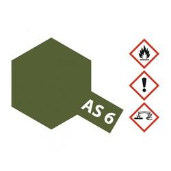 As-6 Olive Drab (Usaf) - 100ml - Tamiya - TAM86506