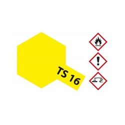Ts-16 Yellow - 100ml - Tamiya - TAM85016