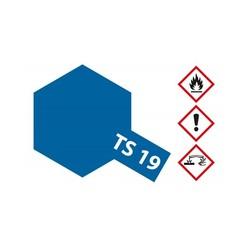 Ts-19 Metallic Blue - 100ml - Tamiya - TAM85019