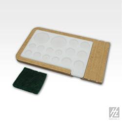Acrylic Painting Palette - Hobbyzone - HZ-pm1