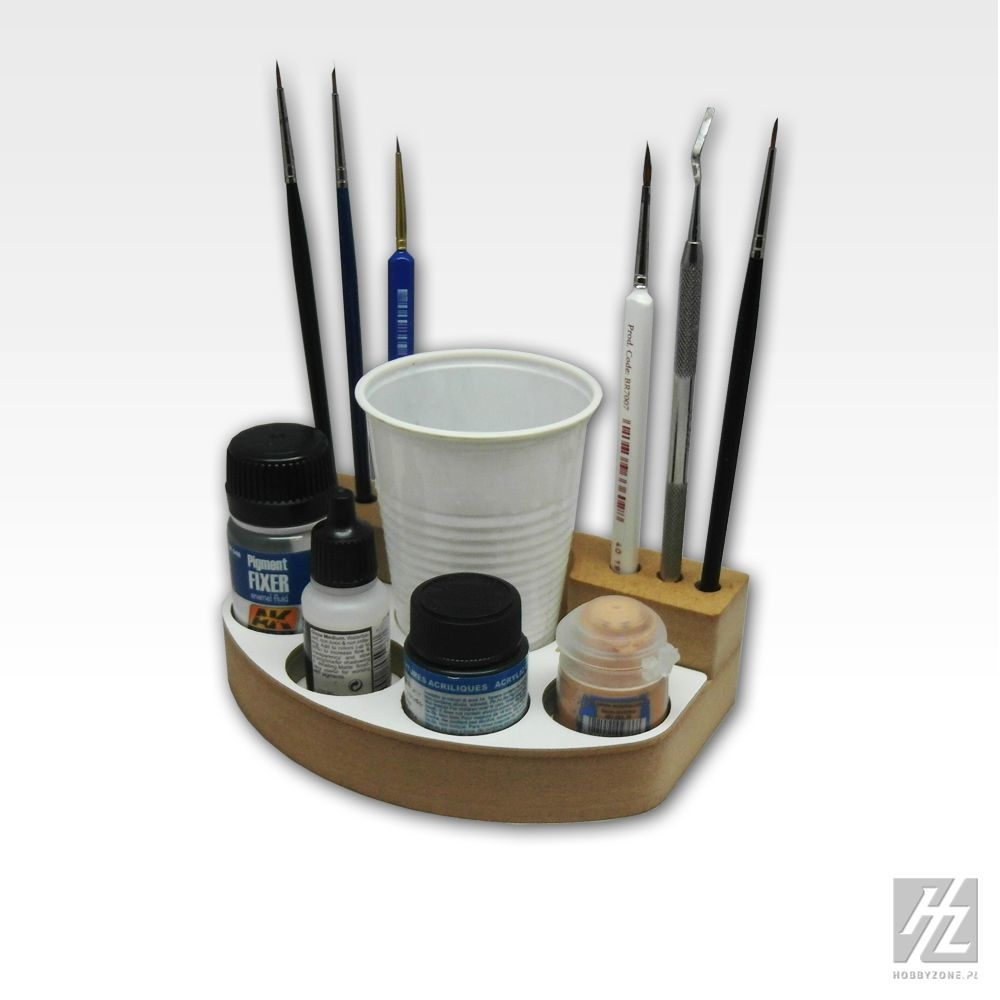 Hobbyzone Painting Tools Stand - Hobbyzone - HZ-sm1