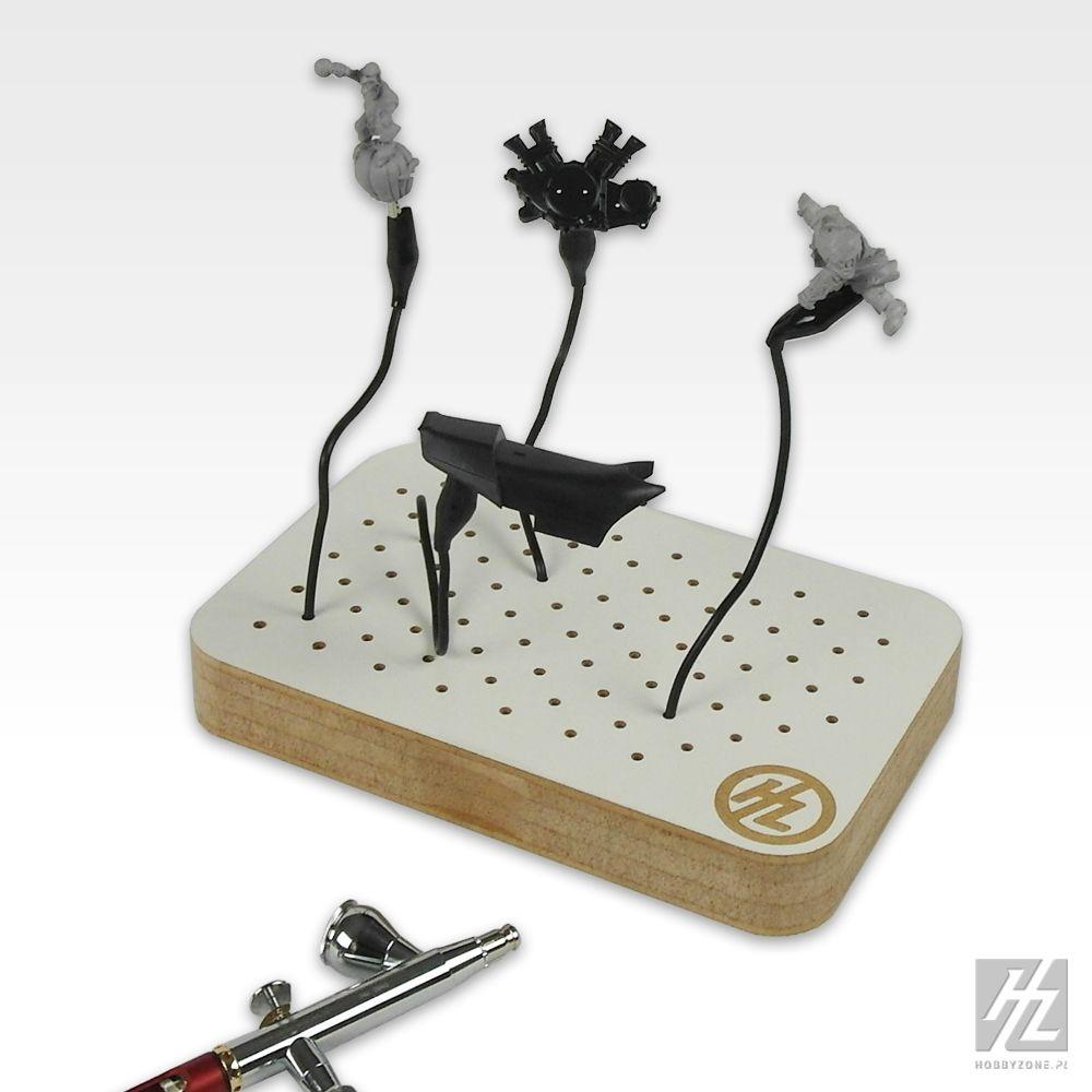 Hobbyzone Airbrush Painting Clips Holder - Hobbyzone - HZ-ac1